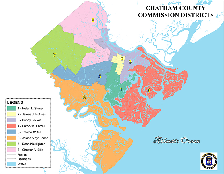 Chatham County, Georgia - District Maps on map to phoenix arizona, map to south carolina, map to tucson arizona, map to topeka kansas, map to san diego california, map to butte montana, map to birmingham alabama, map to north carolina, map to florida, map to springfield missouri,