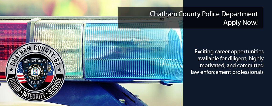 Chatham County Police Department
